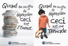dépression enfants maladie mentale sensibilisation-prévention.fr