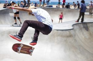 sport urbain et materiel de sport